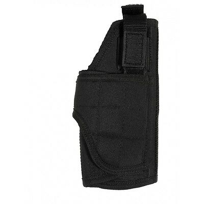 Holster Mod One 2 Noir Molle Gaucher Police Gendarmerie Airsoft Paintball Pr