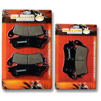 Honda Brake Pads XL 1000 Varadero NO ABS 1999 2000 2001 2002 2003 2004 2005 2006