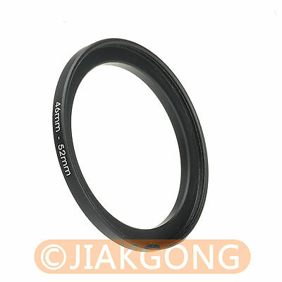 46mm-52mm 46-52 mm 46 to 52 Step Up Ring Filter Adapter