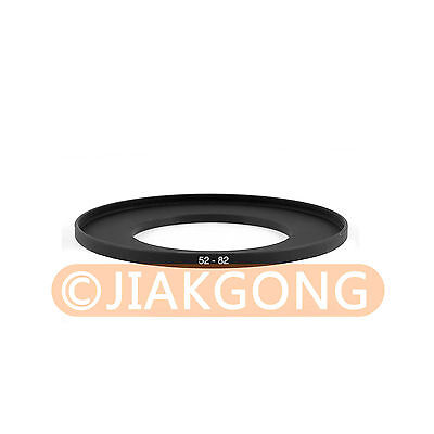 52mm-82mm 52-82mm 52-82 mm Step Up Filter Ring Adapter