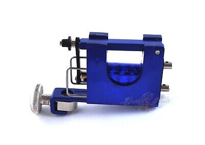 Blue Rotary Tattoo Machine/Gun- UK Seller!!