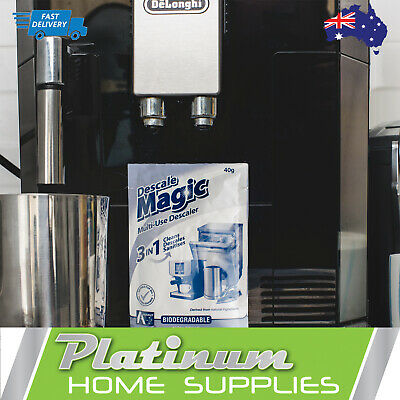 Coffee Descaler Espresso Machine Maker Cleaner Descaling Cleaning Tablets