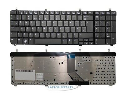 New For Hp Pavilion Aeut5E00010 Notebook Laptop English Matte Keyboard Uk Black