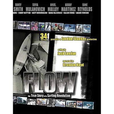 Flow - Surfing DVD