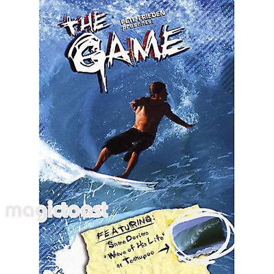 Pete Freiden The Game - Surfing DVD