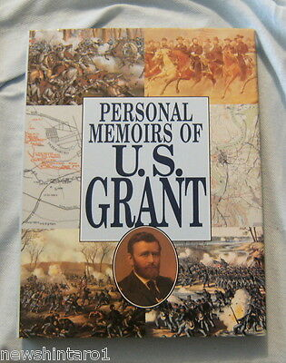 #Rr.  Military Book - American Civil War, General Grant Memoirs