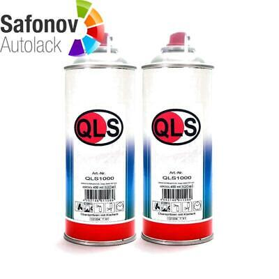 QLS SPRAY Basislack 2 x 400 ml SUZUKI ZNL Cool white pearl QLS1528