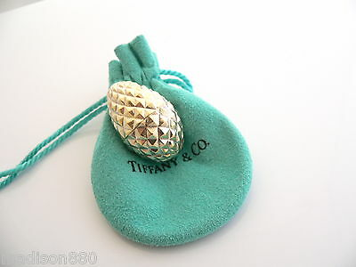 Tiffany & Co Sterling Silver Nature Pine Cone Pill Box Case Container Rare