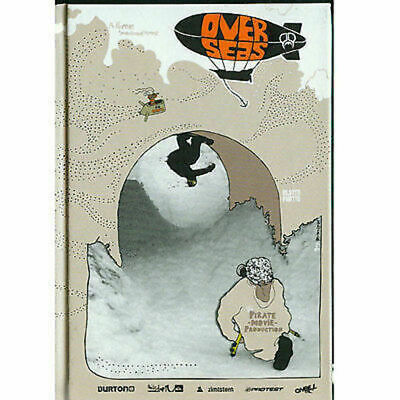 Overseas Pirate Movie Snowboarding DVD
