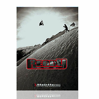 Absinth Films 'Ready' - Snowboarding DVD