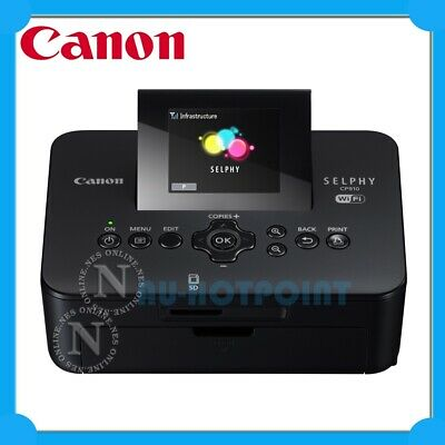 Canon Selphy Cp910cp1200 Compactportable Wireless Photo Color