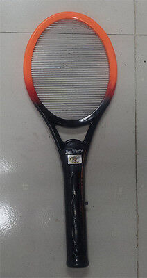 Bug Warrior Supreme~More Power  4000V of Zap Fly Swatter,Mosquito Zapper Racket