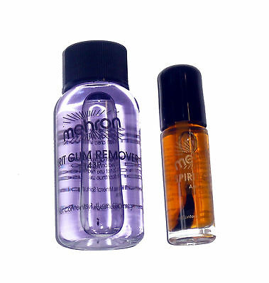Mehron Spirit Gum/Remover Combo Pack Appliance Adhesive & Remover 118