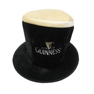 Guinness Pint Fun Hat Party Ireland St Patricks Day Gift Fancy Dress Costume New