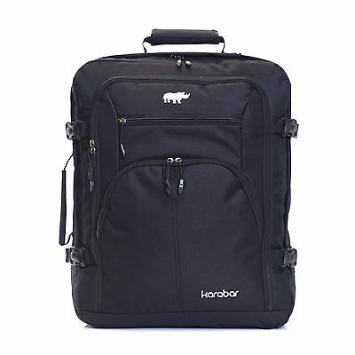 Easyjet Ryanair Cabin Approved Hand Luggage Flight Bag Rucksack Backpack