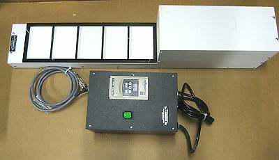 V&P Scientific - MAGNETIC TUMBLE STIRRER -  5 SECTION --  with VP710 CONTROLLER