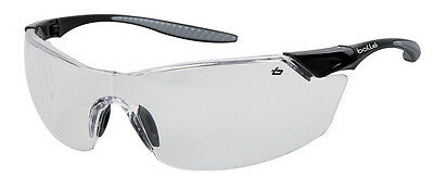 BOLLE Mamba CLEAR Sports Cycling / Safety Glasses / Spectacles + BOLLE NECK CORD