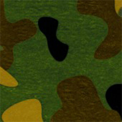 Camouflage Print Tissue Paper Multi Listing 500x750mm