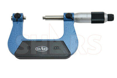 "SHARS 1-2"" Screw Thread Micrometer NEW!"