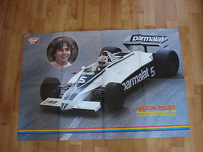 - Poster Anno 1981 - Nelson Piquet