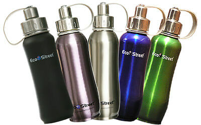 Insulated Vacuum  Sealed Stainless  Steel Water  Bottle Bpa Free