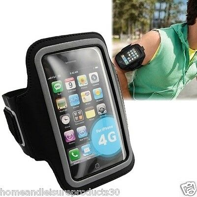 Premium Reflective Sports Armband for iPhone 4G, 3G & iPod