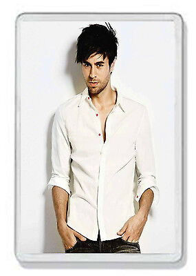 Enrique Iglesias Fridge Magnet *Great Gift!*