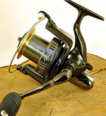 New Banax Triton High Power Fixed Spool Boat Surf Beach Reel Gear Ratio 3.7:1
