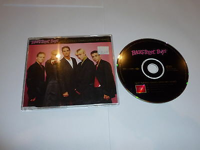 BACKSTREET BOYS - Quit Playing Games - 1996 European 4-track CD single