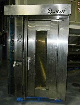 Revent Single Rack Oven 626