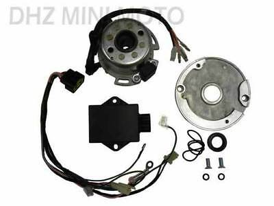 New Racing Outer Rotor Kit,adjust Timing,semi-Digi Cdi,harness