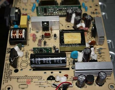 HP 2310m LCD Monitor Repair Kit, Capacitors Only, Not the Entire Board