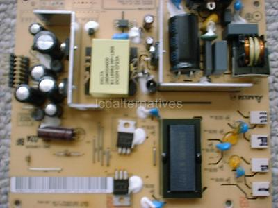 ViewSonic VA1916W-2 LCD Monitor Repair Kit, Capacitors Only Not the Entire Board
