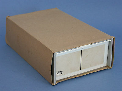 Leitz Universal Slides Tray Pair in Box - NEW
