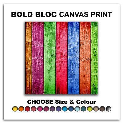 Funky Design ABSTRACT  Canvas Art Print Box Framed Picture Wall Hanging BBD