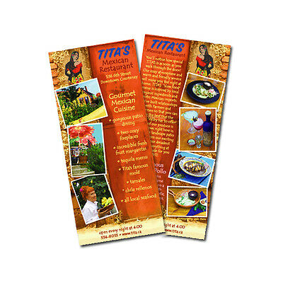 """10,000 POSTCARDS 4"""" x 9"""" FULL COLOR, GLOSSY, 2 SIDED 4x9 16pt ULTRA THICK w/ UV"""