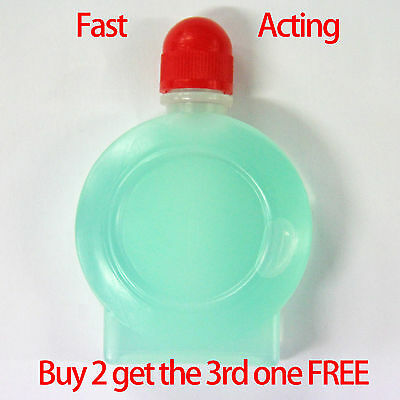 Fast Acting Adhesive Tape Remover for Skin Weft Hair Extension / Lace Wig 30ml