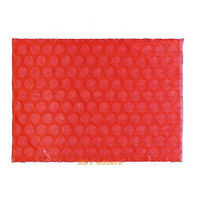 "100 Anti-Static Bubble Envelopes Plastic Packing Bag 3"" x 5""_80 x 125mm"