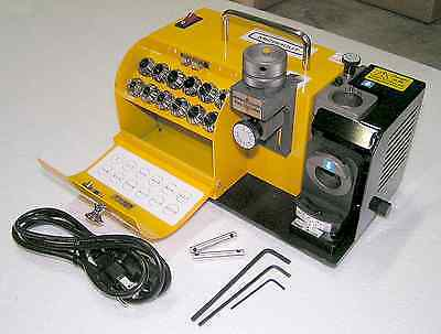 """Microcut professional drill sharpener/grinder, capacity: 5/64"""" to 1/2"""""""