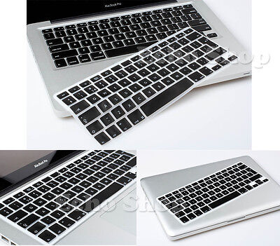 "UK Keyboard Keypad Silicone Cover Protector for Apple 13"" 13-inch Macbook Pro"