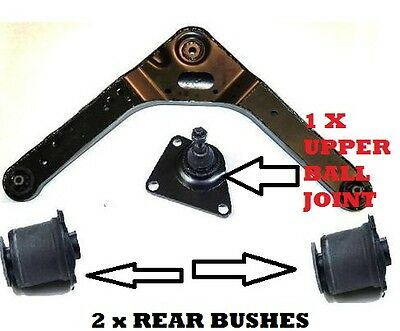 Jeep Grand Cherokee Wj Wg 99-04 2 Rear Upper A Frame Arm Bush  Ball Joint