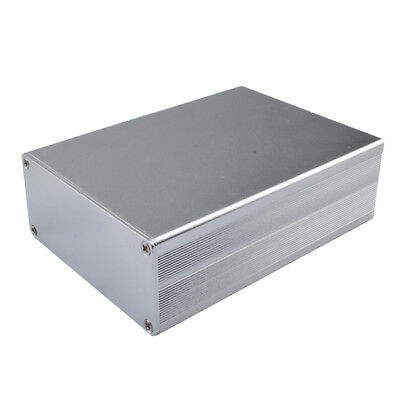 Aluminum Enclosure Electronic DIY PCB Instrument Project Box Case(36.5x80x110mm)