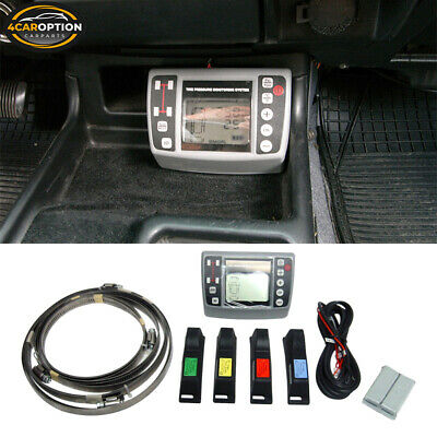 FIT FOR HONDA MODELS TIRE PRESSURE MONITORING SYSTEM WITH 4 SENSOR MONITOR