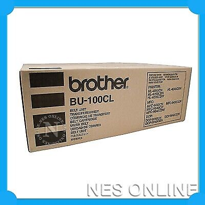 Brother Genuine BU-100CL OPC Belt Unit ->DCP9040CN/DCP9042CDN/HL4040CN 50K Yield