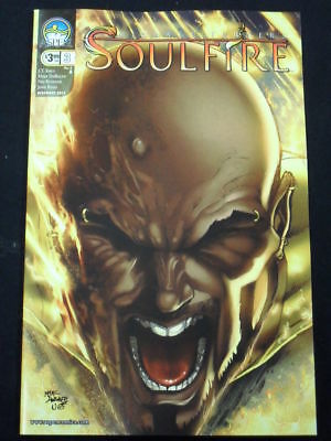 Michael Turner's Soulfire Volume 4 #3 Cover A (Aspen Comics)