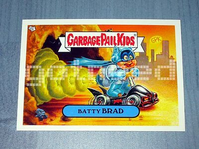 2005 USA Garbage Pail Kids ALL NEW SERIES 4 and 5 PROMO Card Batty BRAD - ANS