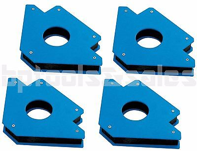 "4 Pack 5"" 75lb Strength Strong Welding Magnetic Arrow Holder Magnets Magnet"