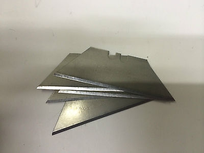 10 x HEAVY DUTY STANLEY trimming BLADES in sealed packs