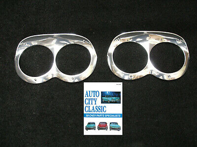 1958 Chevrolet headlight bezel NEW