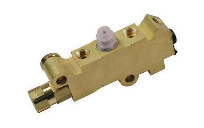 Brake Combination Valve Disc Drum proportioning PV2 gm chevy